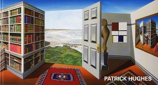 Paradoxen en bewegingen in kunst van Patrick Hughes