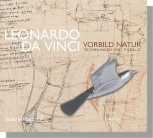 Leonardo da Vinci vond zijn inspiratie zeker in de natuur (1)