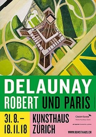 Intensief kleurgebruik in het werk van Robert Delaunay (2)