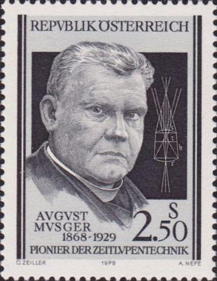 August Musger (1868-1929)