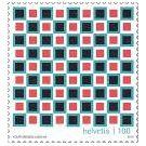 Postzegels spelen met onze ogen en hersenen - 2