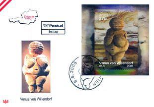 Filatelistische aandacht voor: Venus als symbool (1)