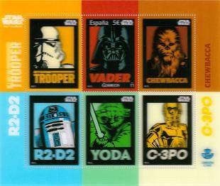 Modernste druktechnieken maken postzegels bijzonder