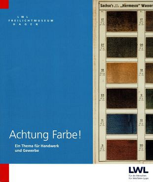Een praktische benadering van het verschijnsel kleur (2)