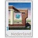 Aanwinsten voor Jos de Mey kunstcollectie op postzegels - 2
