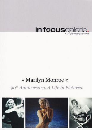 Foto's van Marilyn Monroe zijn onverminderd populair