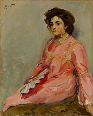Kunst rond 150e geboortedag  impressionist Max Slevogt (2)