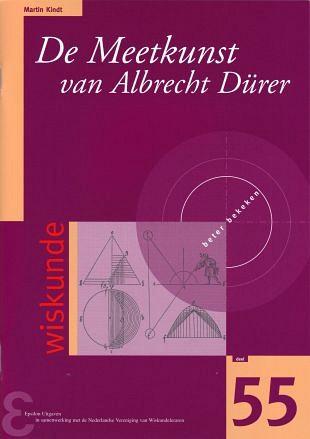 Het meetkundige werk van kunstenaar Albrecht Dürer