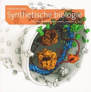 Sleutelen aan levende cellen door synthetische biologie