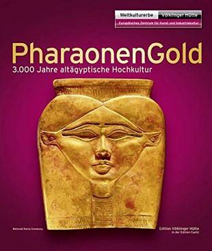 3000 jaar cultuur uit Egypte in een industriële omgeving