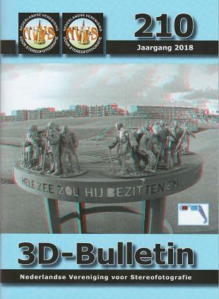 Stereoscopische informaties in nieuwste 3D-tijdschriften