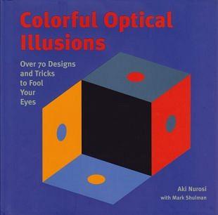 Een spel met kleur in optische illusies
