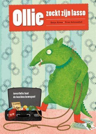 Avonturen van Ollie komen tot leven door een toverfolie