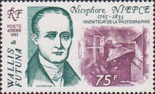 Joseph Nicéphore Niépce (1765-1833)