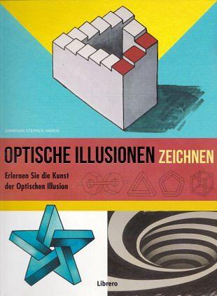 Ontwerpen en tekenen van optische illusies is uitdagend