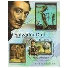 De tovenarij van de schilder en surrealist Salvador Dalí - 2