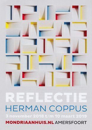 Kleur, ritme en reflectie in kunst van Herman Coppus