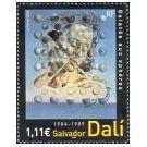 Salvador Dalí hield van schilderen en vrouwen - 2