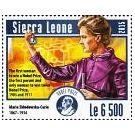 Maria Salomea Skłodowska - Curie (1867-1934) - 4