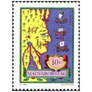 Columbus postzegels Hongarije 1992  afbeelding 3