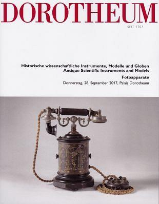 Historische instrumenten voor september 2017 veiling