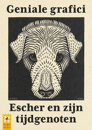 Tijdgenoten van Escher te gast in Escher in het Paleis