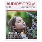 Het Audioversum laat onze zintuigen testen en verbazen