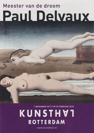 Kunsthal toont mysterieuze beeldtaal van Paul Delvaux