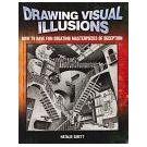 Plezier bij het ontwerpen en tekenen van visuele illusies