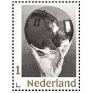 Filatelistische aandacht voor: Maurits Cornelis Escher (1) - 4