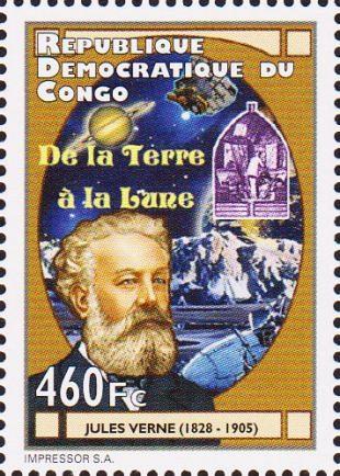 Jules Gabriel Verne (1828-1905)