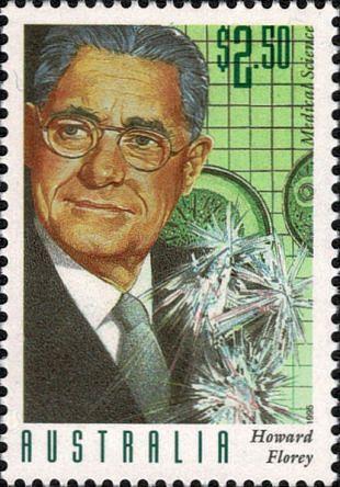 Sir Howard Walter Florey (1898-1968)
