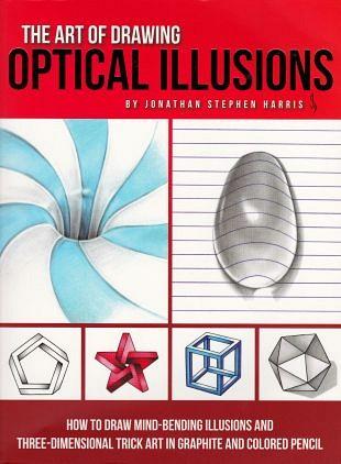 Kunst van het ontwerpen en tekenen van optische illusies