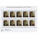 Kunstwerken van Jos de Mey op Nederlandse postzegels