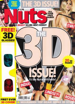 NUTS The 3D Issue