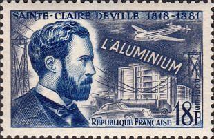 Henri Étienne Sainte-Claire Deville (1818-1881)