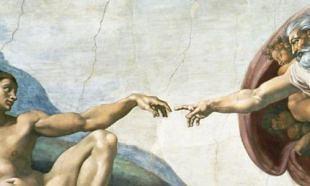 Michelangelo schilderde een onvergelijkbare beeldenserie