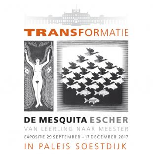 Maurits Cornelis Escher als meester en inspiratiebron