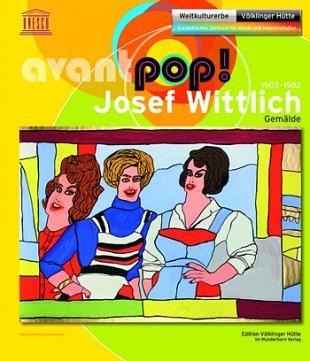 Een kleurrijke wereld met Pop Art van Josef Wittlich (1)