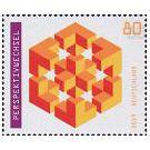 Visueel bedrog op postzegels in Michel-Rundschau 8/2020 (2) - 3
