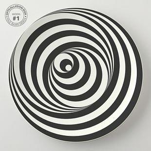 Creativiteit van Paul Baars leidde tot vier unieke borden