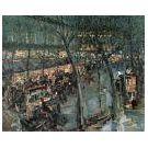 Franse kunststijl aan basis  impressionisme in Rusland (3) - 2