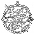 Het armillarium in gebruik als een navigatie-instrument - 2
