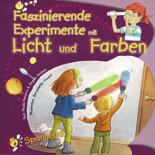 Kinderen leren stap-voor-stap veel over licht en kleur