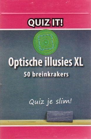 Optische illusies vormen spel met 50 breinkrakers