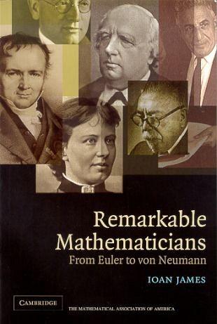 Opmerkelijke wiskundigen