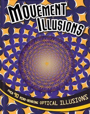 Optische illusies zorgen voor heftige visuele bewegingen