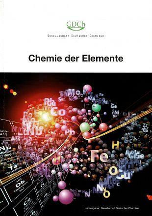 Chemische elementen in een natuurlijke vorm verzameld