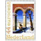 Kunstzinnige inspiratiebron voor ontwerp van postzegels - 2