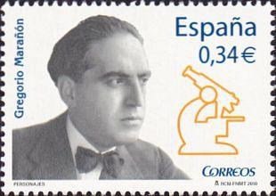 Gregorio Marañón y Posadillo (1887-1960)